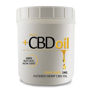 concentrated CBD oil