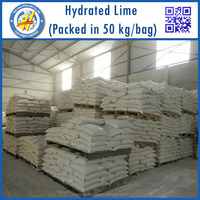 Hydrate lime high quality Ca(OH)2