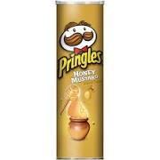 Pringles Honey Mustard Potato Crisps 5.96 OZ CANISTER