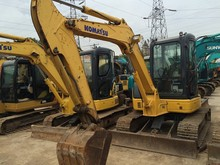 Used Komatsu Midi PC55 excavator PC55MR-2, ALSO PC35, PC50, PC60 for sale