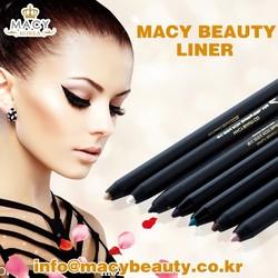 waterproof gel eyeliner pencil,korea cosmetics