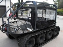 2013 Argo HDi Amphibious ATV UTV with Suspension Seats