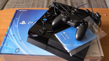 Free Shipping for Brand New Sony Play station 4 500GB Console Bundle PS4 Camera with 10 game & 4 Controllers
