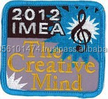 Music Patch New High quanlit embroidery,embroidery patch, embroidery design