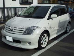 Durable and Japanese toyota ist japanese used car for irrefrangible accept orders from one car