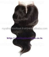 100% unprocessed straight virgin indian hair closure lace front closure weaves with human hair closure