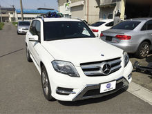 Mercedes-Benz GLK350 hatchback used cars wholesale in Japan , car parts also available