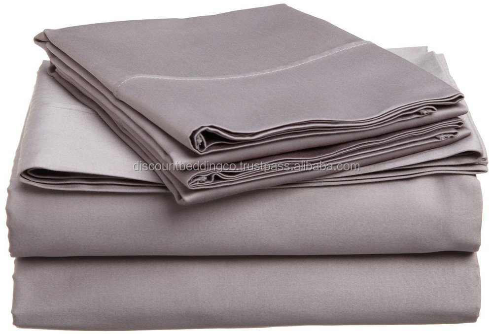 bulk wholesale bed sheets double brushed microfiber With bulk bed sheets wholesale