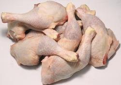 Frozen Chicken Leg Quarters, Wings, Filets