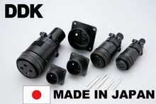 High-security and High quality high power connector electrical products with multiple functions made in Japan