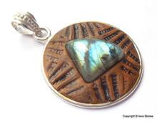 Boho Jewelry Gemstone Pendant for Fashion - 15
