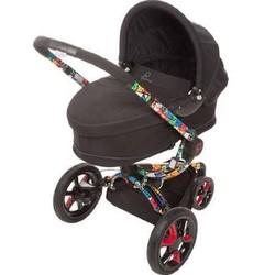 Branded New Quinny CV218BTT Britto Moodd Stroller Travel Systems W Dreami Bassinet Black