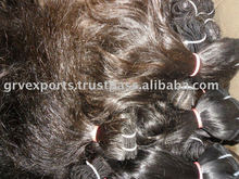 No tangle no shedding various styles indian remy hair wholesale