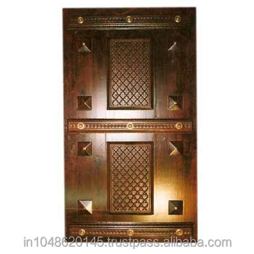 Traditional teak wood door buy teak wood carving doors for Traditional main door design