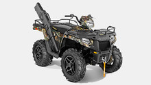 DISCOUNT PRICE FOR 2015 Polaris Industries Sportsman 570 SP - Hunter Edition ATV