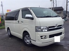 Toyota Hiace Van Super GL Long KDH205V 2006 Used Car