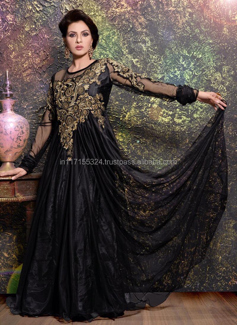 Evening Dress 2015 Online Design Evening Gown Indian Fashion Fancy ...