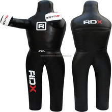 AUTHENTIC RDX EXTRA TOUGH MAYA HIDE LEATHER MADE PRO GRAPPLING DUMMY