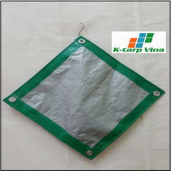 Korea Green/Silver Tarpaulin