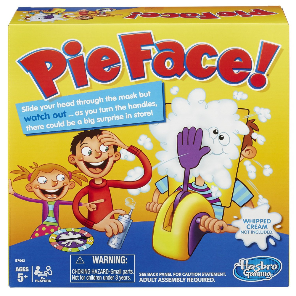 pie face pies