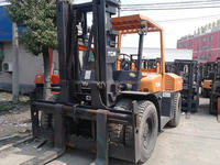 Used 10 ton Japanese Forklift for sale , TCM FD100 forklift for sale, competitive price