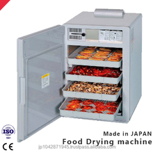 High quality Industrial lemon drying machine Made in Japan