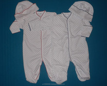 blank take me home outfits pima cotton baby clothes