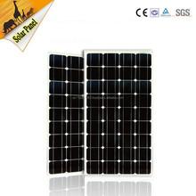 Top quality 150w 12v solar panel
