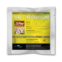 GMP-FLU -(THQ- TRI CAM CUM)- Antibiotic- veterinary medicine- livestock-cattle/poultry