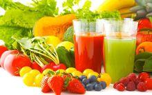 Yellow Fruits juice