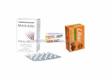 Premium Likas Papaya Soap Bar +Oralight Hyper pigmentation Tablets Skin Whitening Lightening Pills + Sure White Bleaching Cream