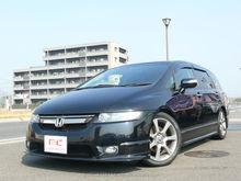 Good looking and Popular honda made japan ODYSSEY 2006 used car with Good Condition