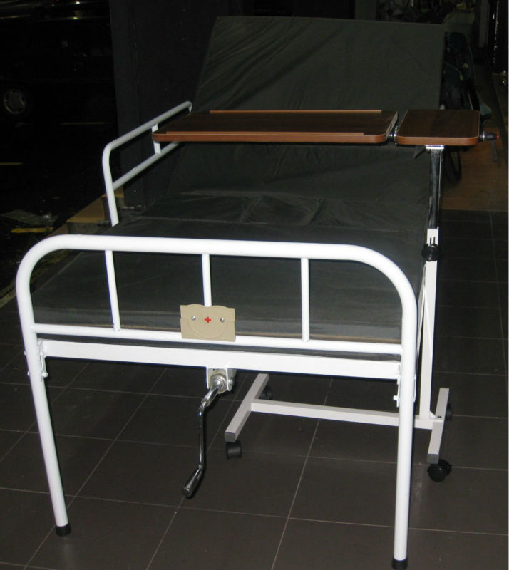 Hospital bed 1 fowler package p4