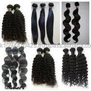 Unprocessed Virgin Brazilian Hair/Malaysian Hair/Peruvian Hair