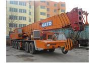 used kato mobile truck crane , used 120ton crane, used truck crane kato 120 ton