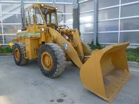 Used Kawasaki Wheel Loader For Sale KLD65Z from Japan