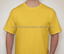 Plain Round Neck Tee shirt/ Custom your design