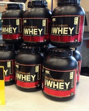 Whey protein 100% Whey Protein Gold Standard, 24g Protein, 13 Flavors