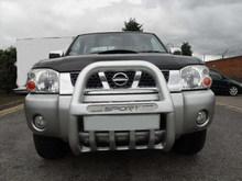 Used RHD Nissan Navara 2.5dCi Manual Double Cab Pick Up 2008