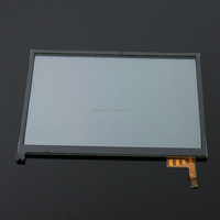 Hot Sale Newest Transparent Replacement Touch Screen For NDSL For Nintendo DS Lite For DSL High Quality