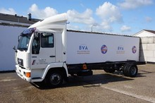 MAN Chassis cabine truck