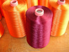 100%POLYESTER SEWING THREAD WHITE/COLOR FULL NE