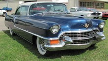 1955 Cadillac Classic Antique Automobile For Sale