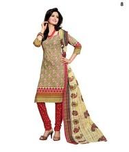 Designer Cotton Dress Material Exporters, Suppliers, Wholesalers
