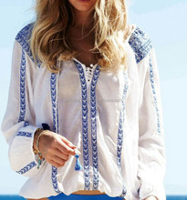 exclusive embroidered beach tunic top online wholesale shop