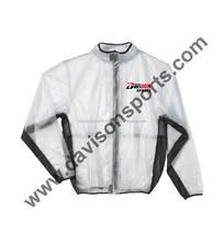 Motor cross rain jackets