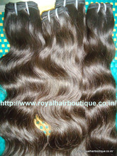 INDIAN ROYAL HAIR BOUTIQUE TRADE MARK REGISTERED 100% virgin indian remy temple hair