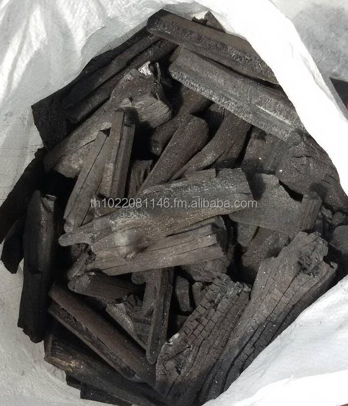 Mangrove wood charcoal hard