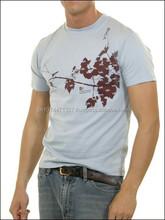 screen printing men's t shirts / white gym t shirt / Best sell short sleeves men t shirt
