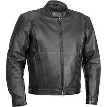 made in pakistan ce moto armatura racer di protezione qualità premium bovina di giacca di pelle